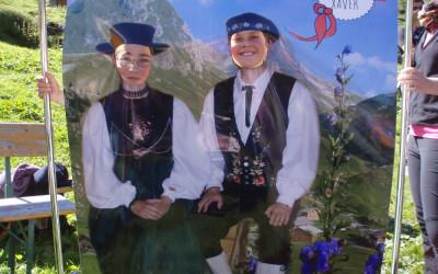 Fest bei Alpe Laguz