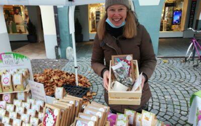 Im November und Dezember 2020 Wochenmarkt in Bludenz und Feldkirch