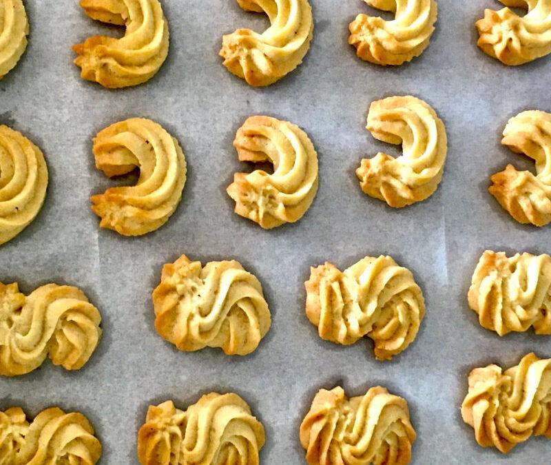 "Workshop ""Pfiffige Kekse"""